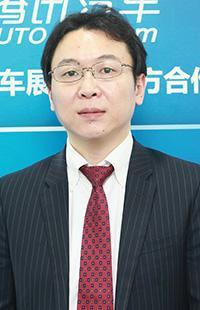 长安马自达汽车销售分公司市场部总监祝振宇