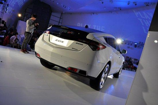 Acura全地形轿跑车ZDX上市 售价88.8万元