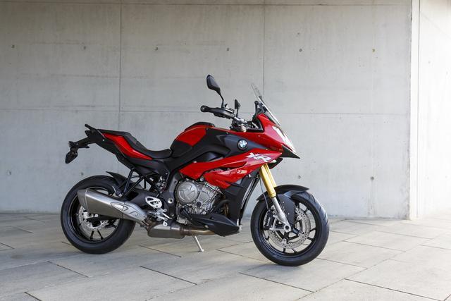 全新BMW S1000 XR探险运动摩托车登陆中国市场