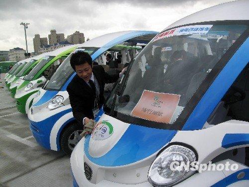 中国自主品牌加速新能源汽车战略布局
