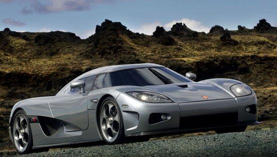 瑞典超跑科尼赛克将亮相车展 售1千万以上