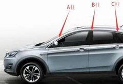 细数那些开车盲区 过年路上车多要更加注意