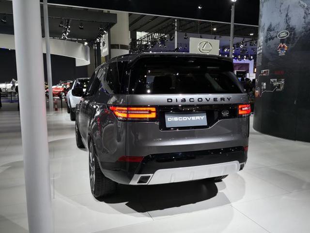 新款路虎发现售68.80万起 共推5款车型
