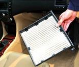 汽车空调蒸发器、滤芯也藏有大量细菌