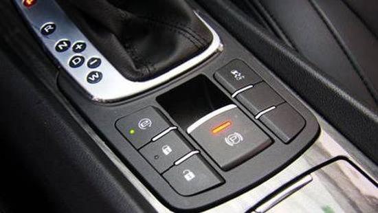 轿车手刹设计图