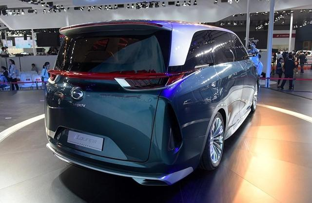 广汽传祺2017年将推传祺GM8 定位商务MPV