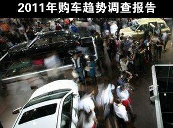 2011年购车趋势报告报告