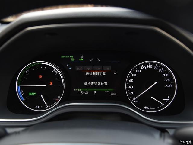 一汽丰田 亚洲龙 2019款 2.5L 混动版