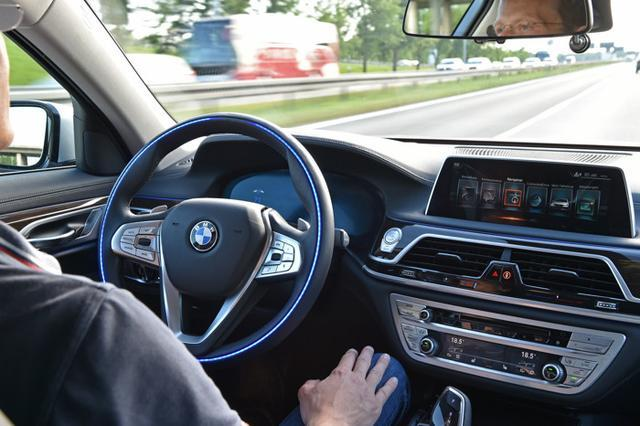 宝马集团合作KPIT和TTTech 助力实现4/5级自动驾驶