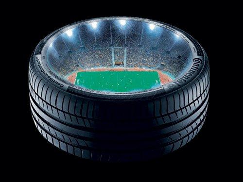 马牌轮胎成为2014年世界杯官方赞助商