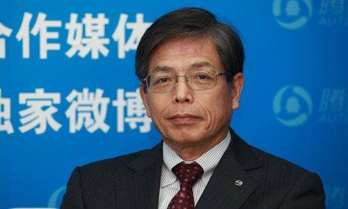 山田宪昭:马自达CX-5将于夏季投放中国