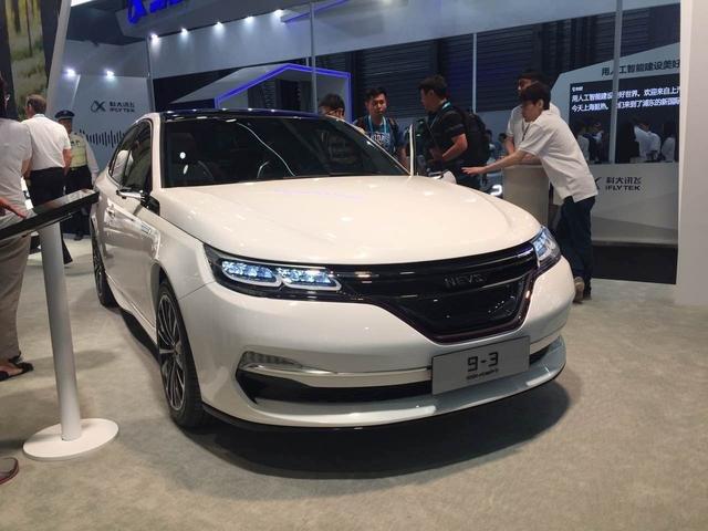 NEVS纯电动及概念量产车迎来首秀