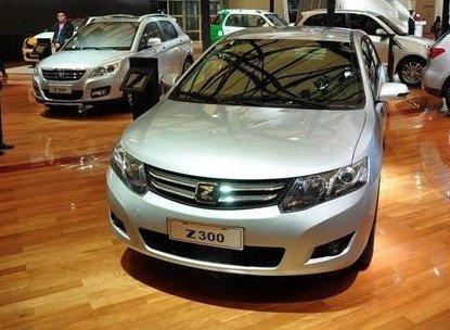 预览年底新车 全新2011款华泰Z300即将上市