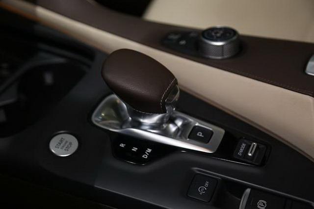 全新英菲尼迪QX50预售价及配置信息曝光