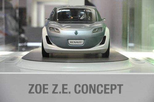 全新风景亚洲首发 雷诺三驾马车布阵中国