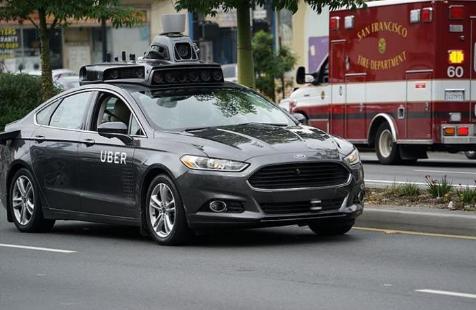 福特將于2021年啟用無人駕駛車隊網絡