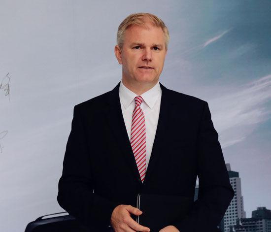 郝博:福建奔驰的生产要求100%与德国一致