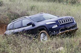 体验国产Jeep自由光
