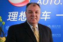 长安福特汽车公司总裁 马瑞麟