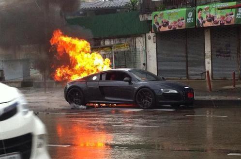 夏季汽车容易发生自燃?谨记这四条用车知识
