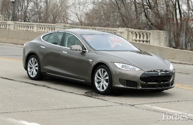 """马斯克:Model S电池升级进入""""荒诞档"""""""