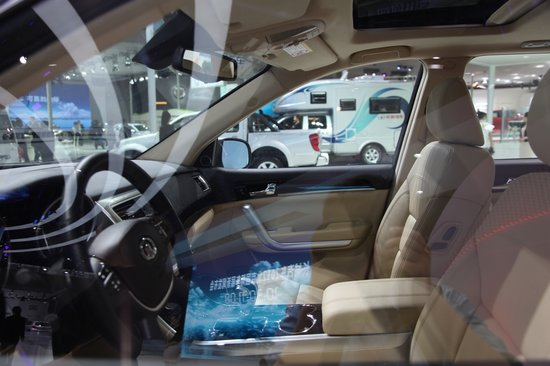 [新车解析]长城中高端SUV哈弗H7首发亮相