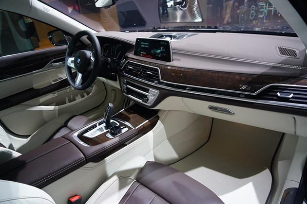 宝马7系40周年特殊版亮相 限量200台