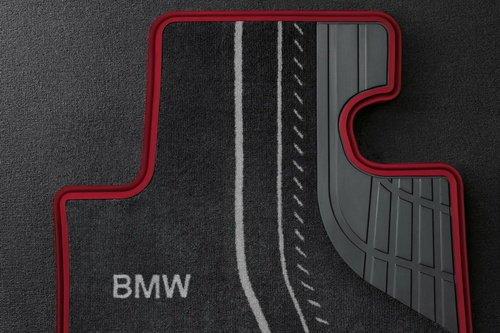 新款宝马1系再推原厂选配件 运动感十足