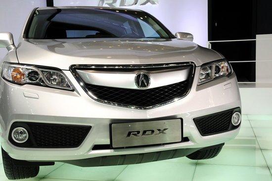 [新车解析]全新讴歌RDX北京车展首发亮相