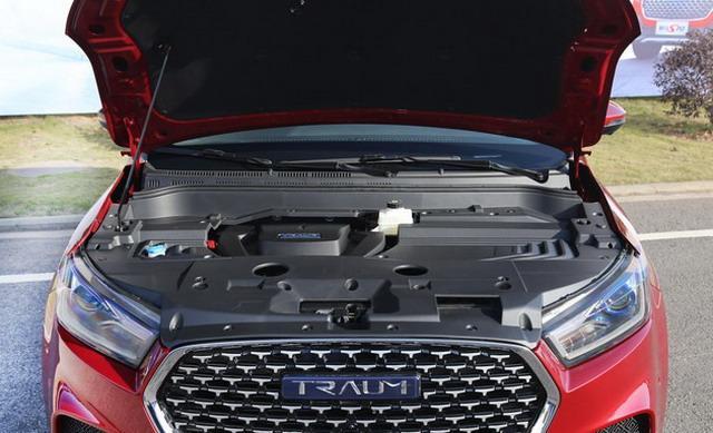 君马S70将2018年1月上市 售价区间或9-13万