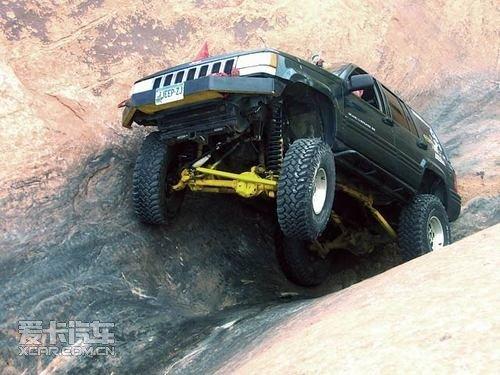 重温经典17年 Jeep大切诺基历史回顾