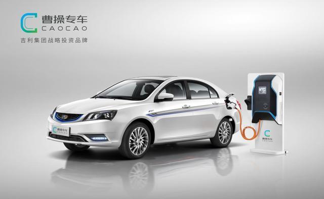 曹操专车拿下新能源汽车共享出行平台首张网约车牌照