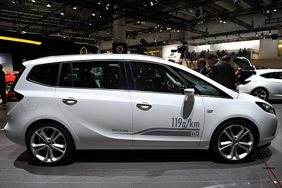 [新车解析]新一代欧宝赛飞利 明年引入国内
