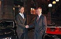 2010年1月27日 通用将萨博售予世爵