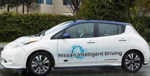 日产宣布全新一代聆风将搭载ProPILOT自动驾驶技术