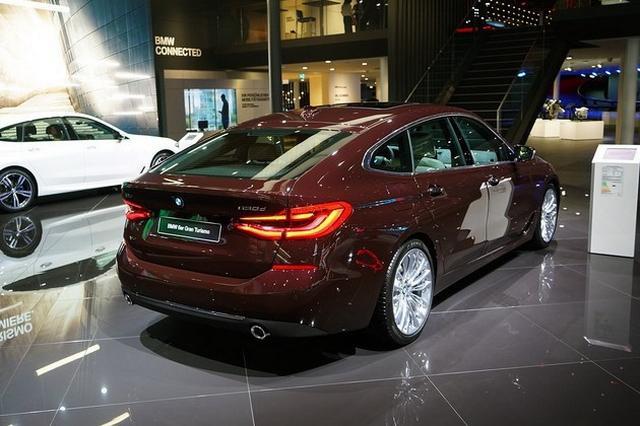 搭载两种动力 宝马6系GT将于广州车展上市