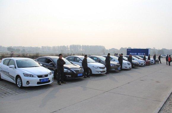 年度车联网产品评选启动 24款产品入围