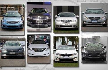 2011中高级车消费者关注度调查报告