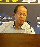 中国汽车工业协会政策研究室副主任 朱孔源