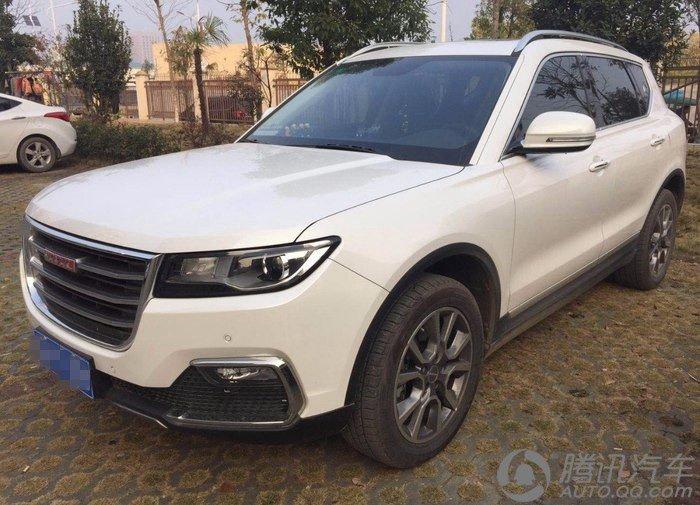 """大7城市SUV越野秀 论坛""""处女作"""""""