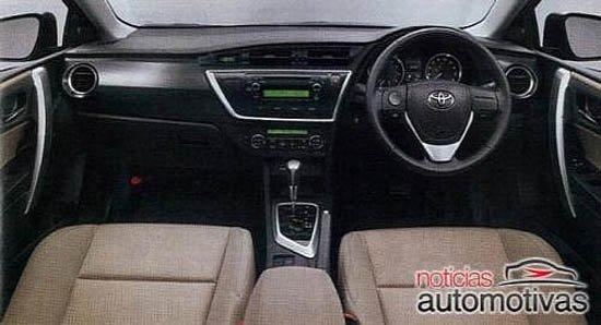 [新车发布]丰田卡罗拉两厢版宣传图曝光