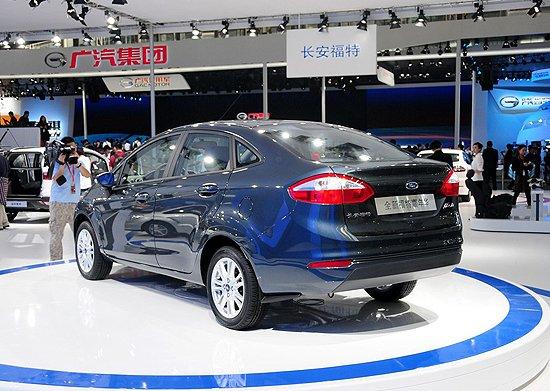 嘉年华也会引进1.0gtdi的新一代福特ecoboost发动机,不过新嘉高清图片