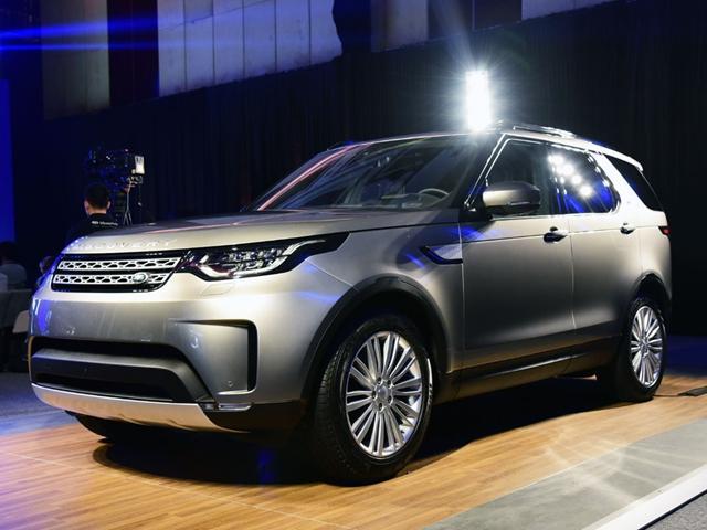 SUV盛行的年代 全新发现领衔4款将上市新车