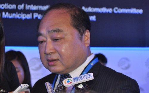 肖国普:上汽有能力进行新能源车自主创新
