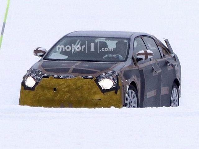 丰田销量王来了 全新一代卡罗拉增1.5T版本