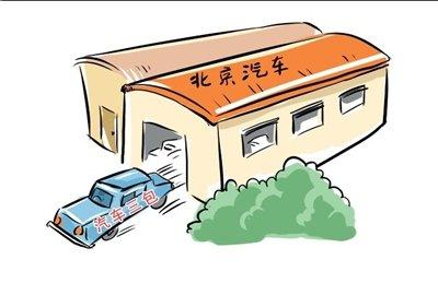 北京牌轿车3月上旬上市 将率先实施三包
