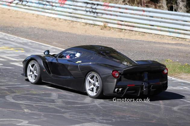 终极利器 法拉利将推赛道版LaFerrari XX