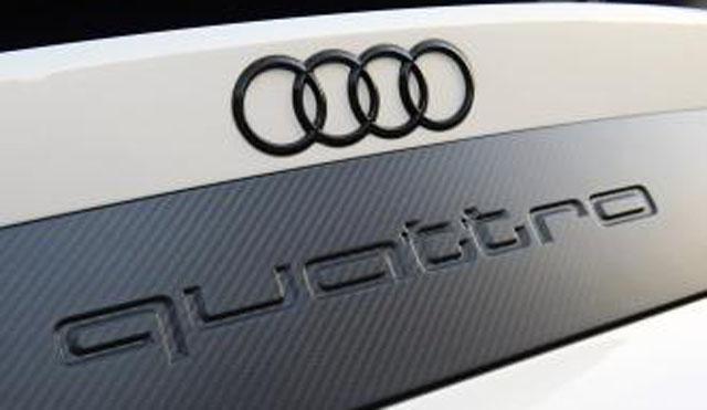 奥迪新四驱系统细节披露 效率更高燃油更低