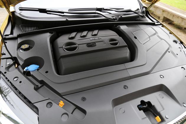 吉利缤瑞内饰首次亮相 将搭载1.0T/1.4T发动机
