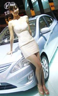 现代车模 宝钗-聪慧之美